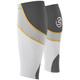 Skins Unisex MX Calf Tights White/Pewter